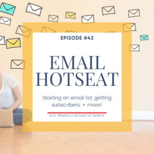 Starting an Email List, Getting Subscribers, and More