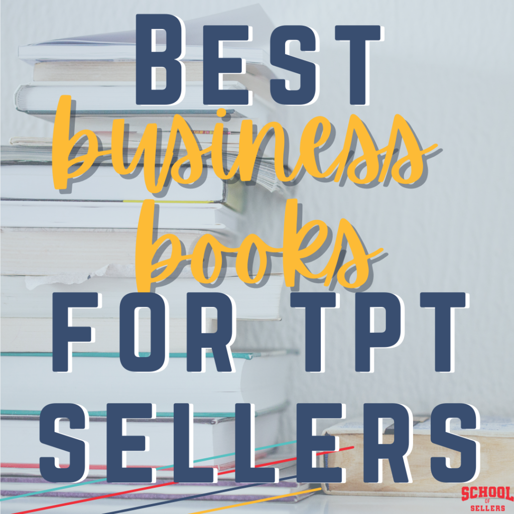 Best Business Books for TpT Sellers