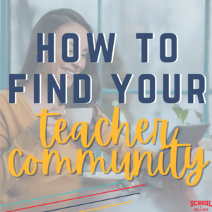 How to Find Your TpT Community