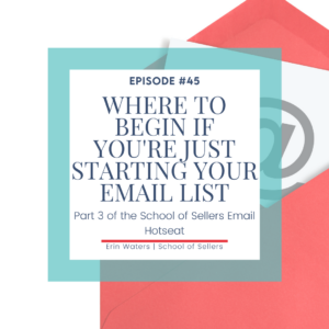 Where to Begin If You're Just Starting an Email List