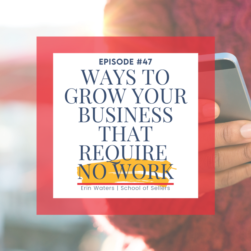 Ways to Grow Your TpT Business That Require No Work